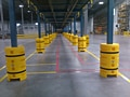Warehouse Column Protectors