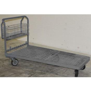 PCWB68L32W38H, Platform Cart with Basket (Heavy duty)