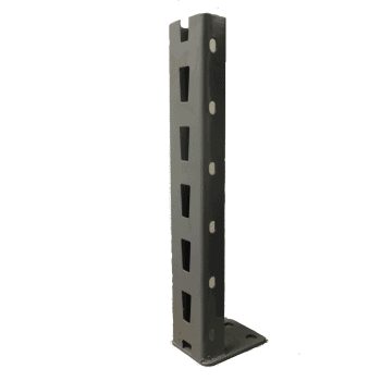 Keystone Upright: 3 X 1-5/8 post