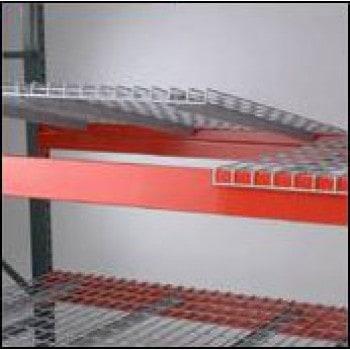 """N2446317L, 24""""D X 46""""L Waterfall Wire Deck"""
