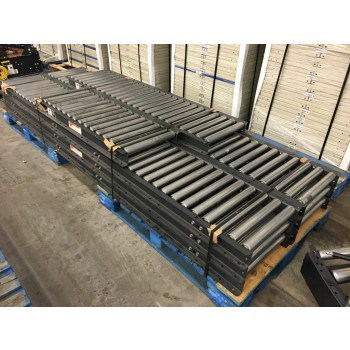 "10'L X 19""W Gravity Conveyor"