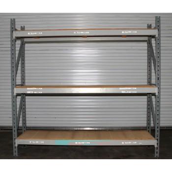 "New Starter Unit with 3 shelves 96""H X 24""D X 96""L"