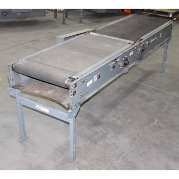 """10'L X 30""""W Belt Driven Conveyor Unit"""