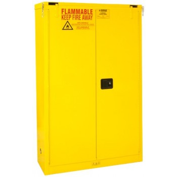 45 Gallons Flammable Safety Cabinets Self Closing