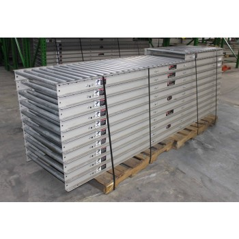 "10'L X 27""W Hk System Gravity Roller Conveyor"