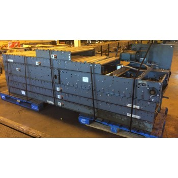 """50'L X 30""""w Chain Driven Powered Conveyor with Drive"""