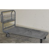 PCWB68L32W38H, Platform Cart with Basket (Heavy duty)