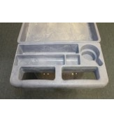 APRTSC2521, Tray Shelf Cart
