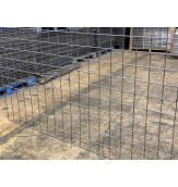 Wire Mesh Panels for Fall Protection size 4' x 6'