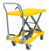 330 LBS CAP SINGLE HYDRAULIC LIFTING TABLE