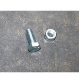 CANTILEVER ARM-BASE NUTS & BOLTS