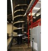 2007 Ambaflex Spiral Case Conveyor SV600-1600-02