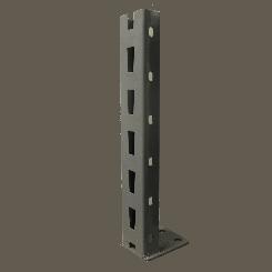 Keystone Upright: 3 X 1-5/8 post