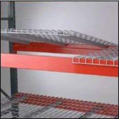 """N48463R, 48""""D X 46"""" L Waterfall Wire Deck"""