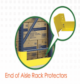 End of Aisle Rack Protectors (2)