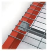 Flared Channel Wire Decking
