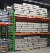 Used Power Conveyor System