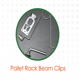 Pallet Rack Beam Clips