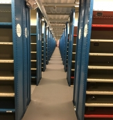 Used Commercial Shelving